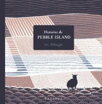 Pebble Island, comics chez Dargaud de McNaught