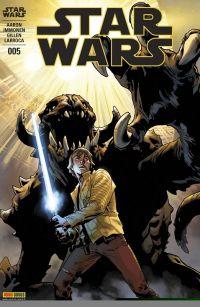 Star Wars (revue Marvel) V1 T5 : Ombres et mensonges (0), comics chez Panini Comics de Aaron, Gillen, Immonen, Larroca, Delgado, Ponsor