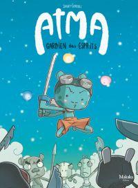 Atma T1 : Gardien des esprits (0), bd chez Makaka éditions de Shuky, Gorobei