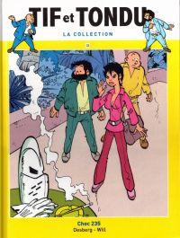 Tif et Tondu T33 : Choc 235 (0), bd chez Hachette de Desberg, Will, Léonardo