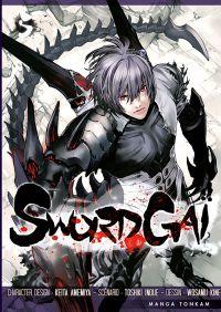 Sword gaï  T5, manga chez Tonkam de Inoue, Amemiya, Kine