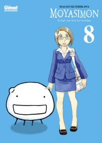 Moyasimon T8, manga chez Glénat de Ishikawa