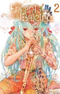 Les enfants de la baleine T2, manga chez Glénat de Umeda