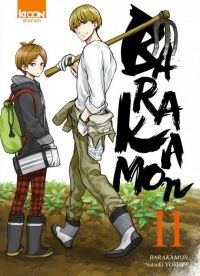 Barakamon T11, manga chez Ki-oon de Yoshino
