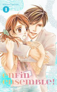 Enfin ensemble ! T1, manga chez Delcourt de Yamada