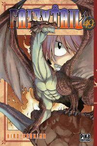 Fairy Tail T49 : , manga chez Pika de Mashima