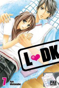 L-DK T7 : , manga chez Pika de Watanabe