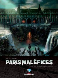 Paris maléfices T3 : Le Petit homme rouge des Tuileries (0), bd chez Delcourt de Pécau, Dim D.