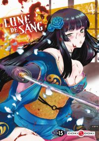 Lune de sang  T4 : , manga chez Bamboo de Maruyama