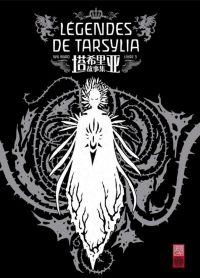 Légendes de Tarsylia  T3 : , manga chez Urban China de Miao