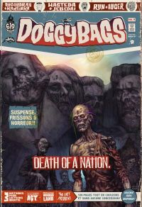 Doggybags T9 : Death of a nation, comics chez Ankama de Run, Hasteda, Ducoudray, Auger, Jedebaï, Fabry