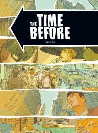The Time before, bd chez Bamboo de Bonin