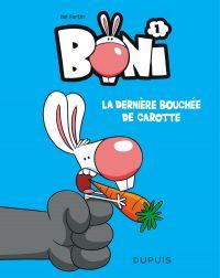 Boni T2 : Un papy farceur (0), bd chez Dupuis de Fortin