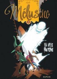Mélusine T24 : La ville fantôme, bd chez Dupuis de Clarke, Cerise