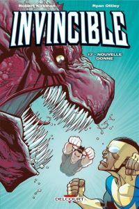 Invincible T17 : Nouvelle donne, comics chez Delcourt de Kirkman, Ottley, Walker, Rathburn, Rauch