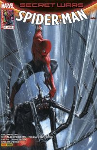 Secret Wars : Spider-Man T2 : Vous avez dit évolution ? (0), comics chez Panini Comics de Costa, Slott, Frenz, Gage, DeFalco, David, Araujo, Diaz, Sliney, Dell, Buscema, Kubert, Crossley, d' Armata, Fabela, Rosenberg, Ponsor, Dell'otto