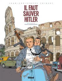 Les aventures de Kaplan et Masson T2 : Il faut sauver Hitler ! (0), bd chez Glénat de Thibert, Pixel Vengeur