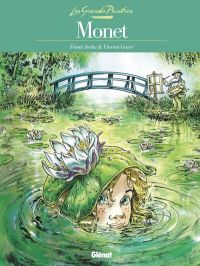 Monet : Les Nymphéas (0), bd chez Glénat de Secka, Gravé