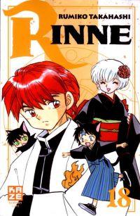 Rinne T18, manga chez Kazé manga de Takahashi