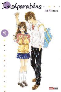 Inséparables  T9, manga chez Panini Comics de Minase