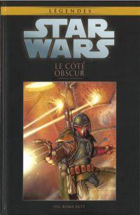 Star Wars Légendes – Dark Side, T7 : Le côté obscur (0), comics chez Hachette de Wagner, Kennedy
