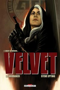 Velvet T2 : Avant de mourir... (0), comics chez Delcourt de Brubaker, Epting, Breitweiser