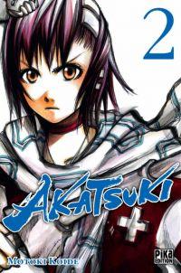 Akatsuki T2 : , manga chez Pika de Koide