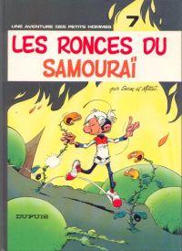 Les petits hommes T7 : Les ronces du Samouraï (0), bd chez Dupuis de Mittéï, Seron, Léonardo