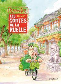 Les contes de la ruelle, bd chez Gallimard de Jun