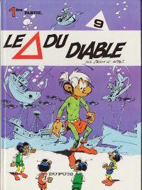 Les petits hommes T9 : Le triangle du diable  (0), bd chez Dupuis de Mittéï, Seron, Léonardo