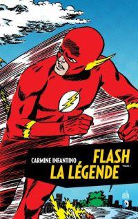 Flash la légende T1, comics chez Urban Comics de Broome, Kanigher, Infantino, Kubert, Collectif