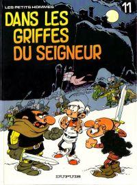 Les petits hommes T11 : Dans les griffes du seigneur (0), bd chez Dupuis de Mittéï, Seron, Léonardo