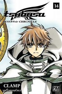 Tsubasa RESERVoir CHRoNiCLE T14 : , manga chez Pika de Clamp