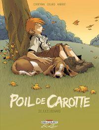 Poil de Carotte, bd chez Delcourt de Corbeyran, Collard, Rabarot