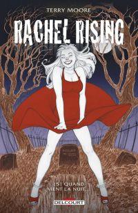 Rachel Rising T5 : Quand vient la nuit..., comics chez Delcourt de Moore