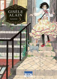 Gisèle Alain T5 : , manga chez Ki-oon de Kasai
