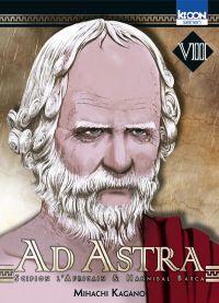 Ad Astra - Scipion l'africain & Hannibal Barca T8, manga chez Ki-oon de Kagano