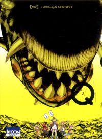 Q T2, manga chez Ki-oon de Shihira
