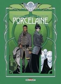 Porcelaine T2 : Femme, comics chez Delcourt de Read, Wildgoose, May