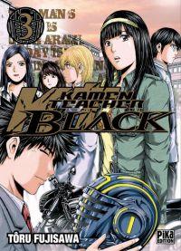 Kamen Teacher Black T3, manga chez Pika de Fujisawa