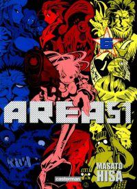 Area 51 T6, manga chez Casterman de Hisa