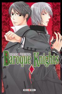 Baroque knights  T7, manga chez Soleil de Fujita