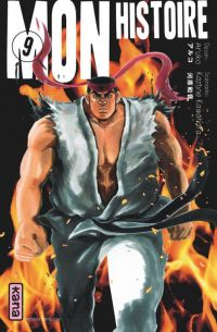 Mon histoire  T9, manga chez Kana de Kawahara