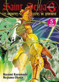 Saint Seiya - Episode G  T5 : , manga chez Panini Comics de Kurumada, Okada