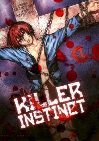 Killer instinct T1, manga chez Tonkam de Yazu, Aida