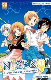 Nisekoi : Nisekoi et autres histoires sentimentales (0), manga chez Kazé manga de Komi