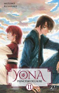 Yona, princesse de l'aube  T11, manga chez Pika de Mizuho