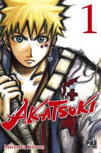 Akatsuki T1 : , manga chez Pika de Koide
