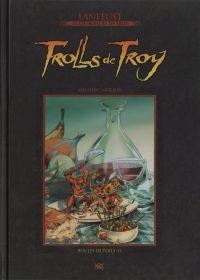 Lanfeust et les mondes de Troy T60 : Trolls de Troy - Boules de poil (1) (0), bd chez Hachette de Arleston, Mourier, Guth, Lamirand