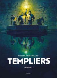 Templiers : , comics chez Akileos de Mechner, Puvilland, Pham, Sycamore, Campbell
